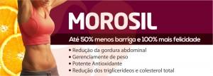 Morosil – Até 50% menos barriga